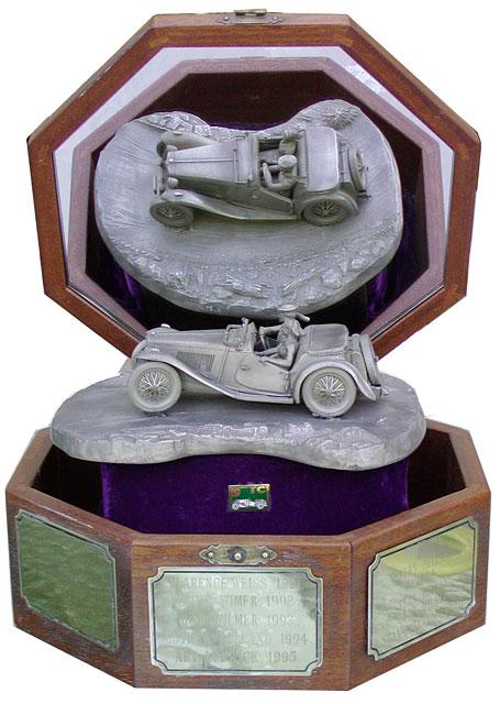 The Frank Mason Award