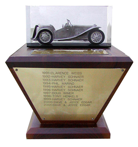Earl Sargent Award