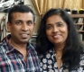 Hema and Janakie Ratnayake
