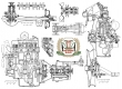 MG TC Technical Drawings Puzzle