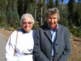 Betty Gaw & Marilyn Maxwell