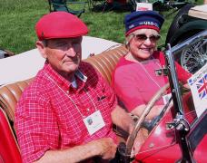 Doug and Ilene Wimer