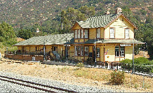 depot