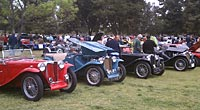 Queen's English Car Show